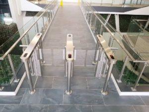 pedestrian access control systems